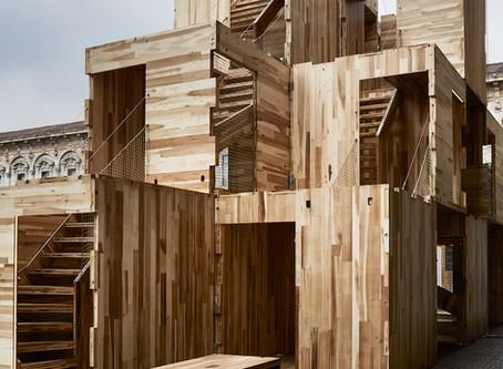 MultiPly at Madrid Design Festival 2020