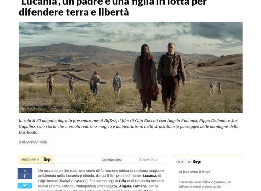 Lucania, Terra Sangue e Magia - Repubblica