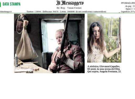 Lucania, Terra Sangue e Magia - Il Messaggero