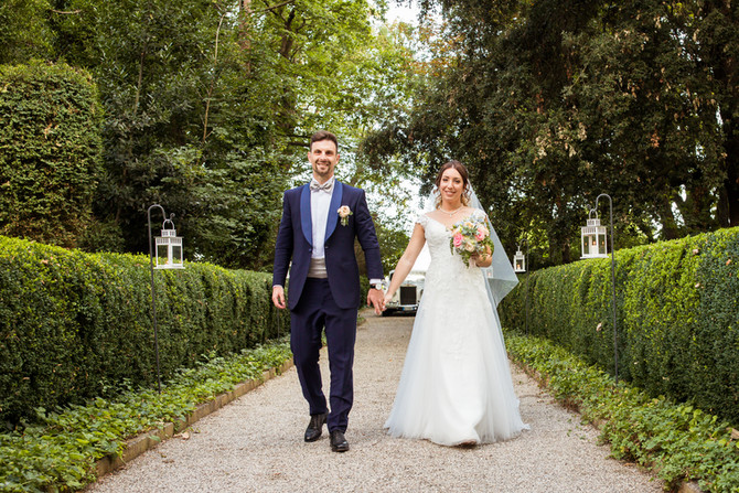 Matrimonio a Villa Rota: Sara e Marco