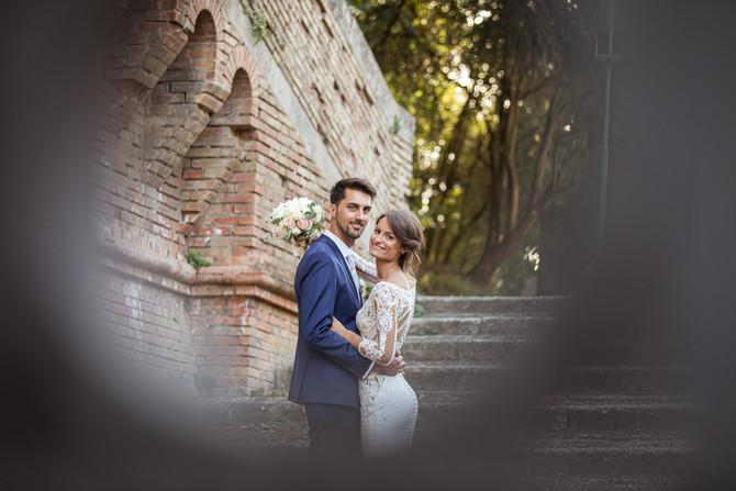 Matrimonio Katharina e Adriano: Villa Malatesta