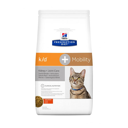 Hill's Precription Diet K/D + MOBILITY Feline