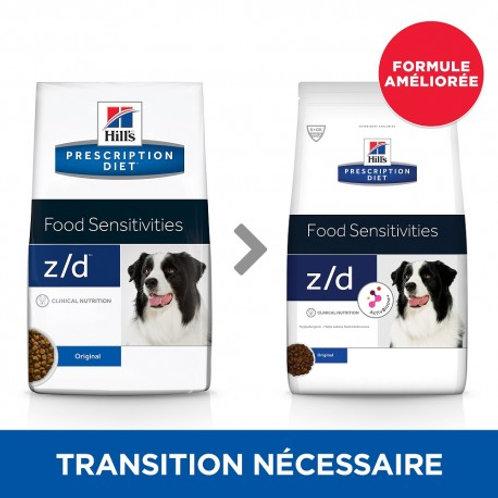 HILL'S PRESCRIPTION DIET Canine z/d Activ Biome+
