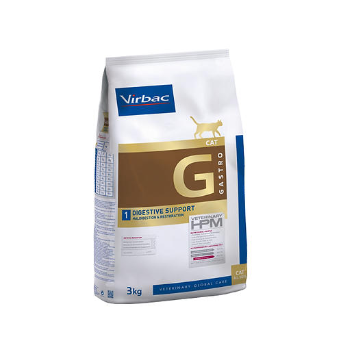 Virbac HPM G1 Gastro digestive support