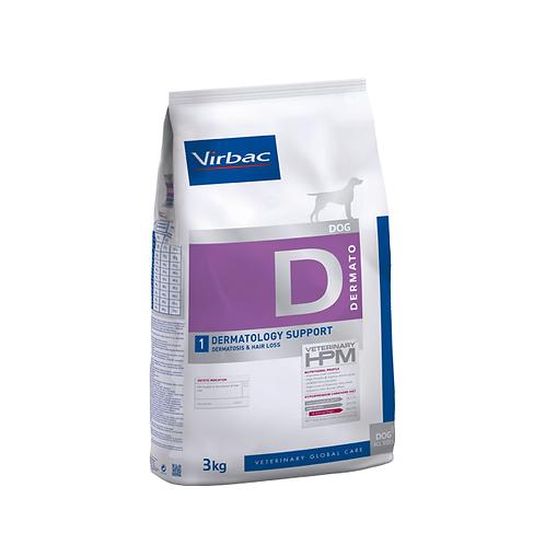 Virbac HPM D1 Dermatology support