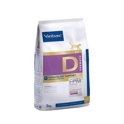 Virbac D1 Dermatology support