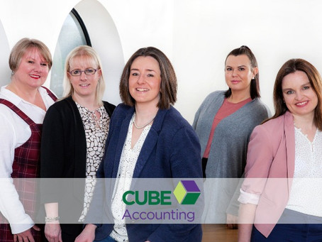 New Offices for Cube Accounting