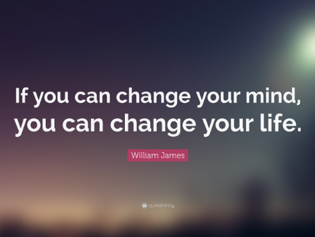 Change Your Beliefs And Your Life Changes