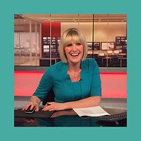 Jo Tidman BBC Journalist Radio TV Presen