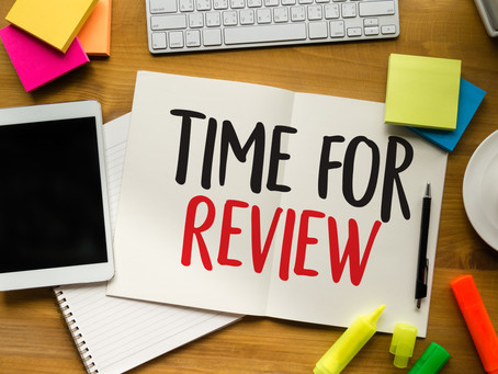 A Time To Review