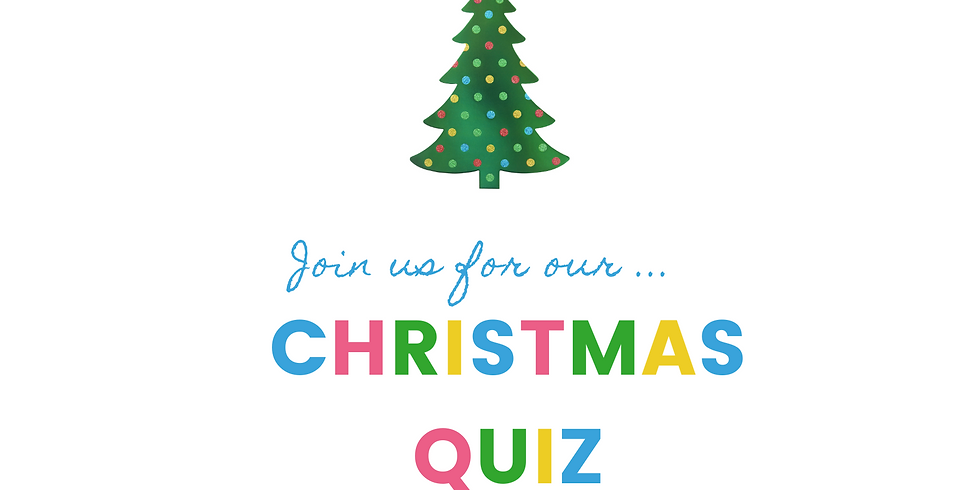Lunchtime Christmas Quiz 17th December 2020