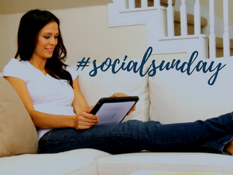 """How To Get Involved In """"Social Sunday""""."""
