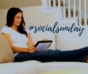 Social Sunday #sociallyshared