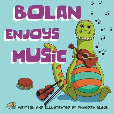 Bolan Enjoys Music