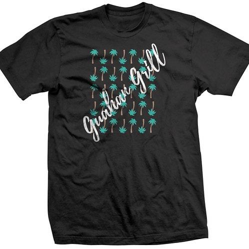 Guahan Grill Men's Palm T-Shirt