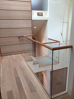 TE 2nd fl railing