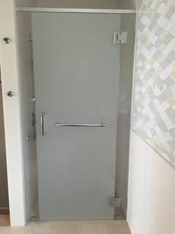 panel door panel acid etched a