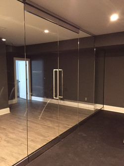 Interior exercise room 2