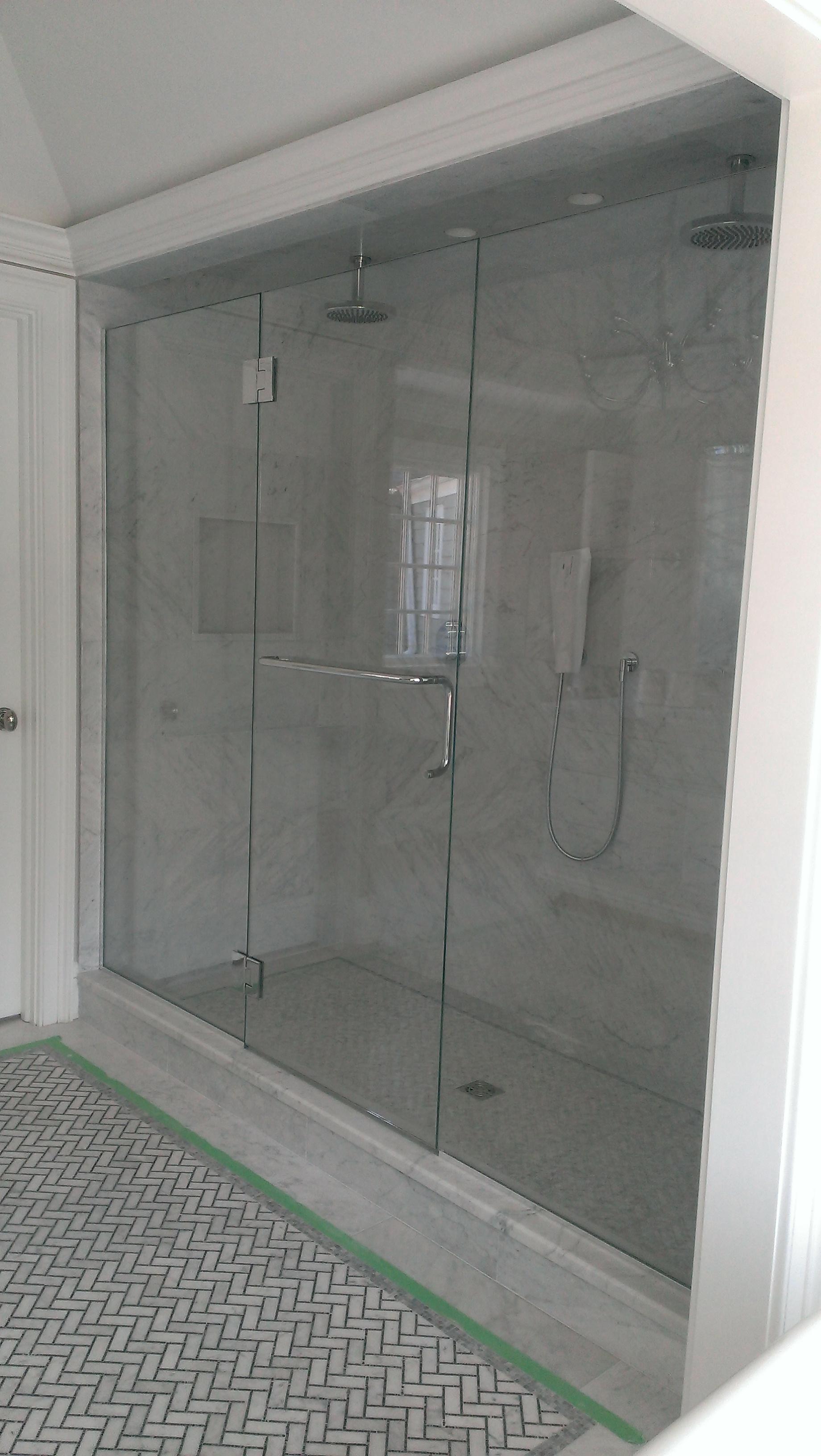 panel door panel with channel