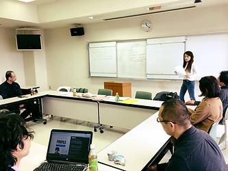3月18日 第9回 プリズム交流会を開催しました。