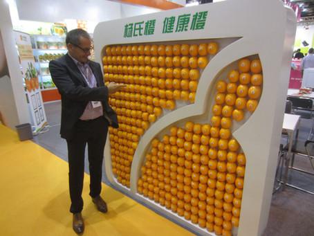AsiaFruitLogistica: China el Mercado creciente