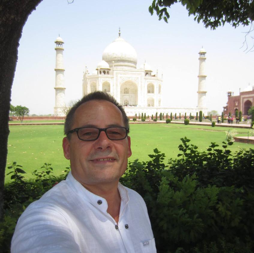 Oliver Huesmann Taj Mahal
