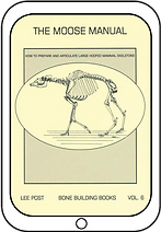 Moose/Deer Skeleton Digital Book