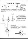 Moose Skeleton Bone Drilling page