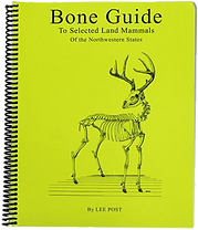 Bone Guide to Selected Land Mammals of the Northwestern States