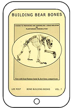 Bear Skeleton Digital Book