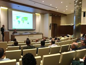 Oliver Huesmann  Presentacion de tendencias del mercado bio y ecologico en europa alemania