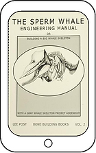 Sperm Whale Skeleton digital book