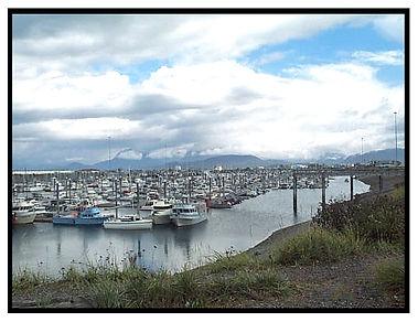 Marine Harbor, Homer, Alaska
