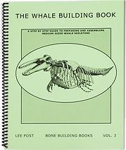 Med. Whale Skeleton Book
