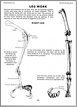 Bird Skeleton Leg Page