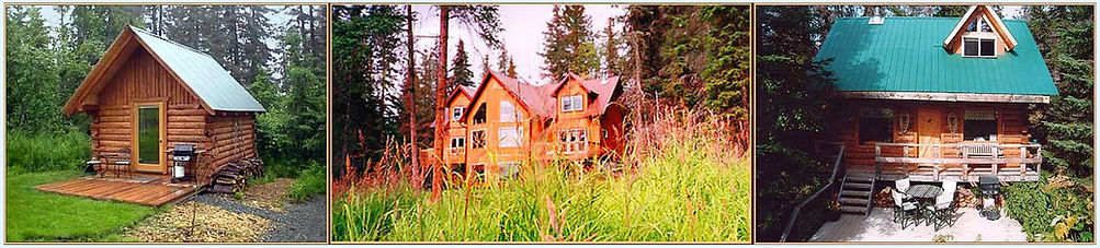 Moose Creek Cabin Suite, Main House, Log Chalet