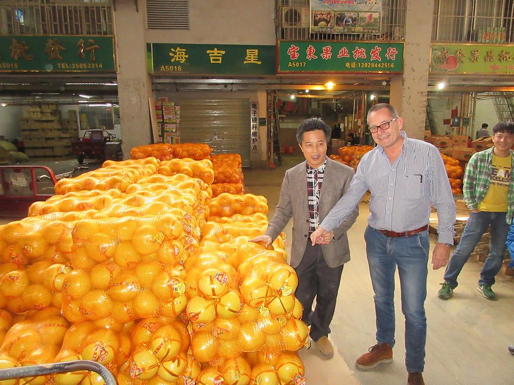 Cómo acceder con citricos al mercado chino Fruitconsulting