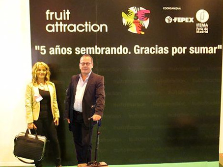 Fruitconsulting – Noelia Gascon Marco mit neuen Konzepten auf Fruit Attraction Madrid