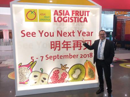 Hong Kong: Huesmann fordert auf Coollogistics ASIA bessere Kühlketten von Airlines