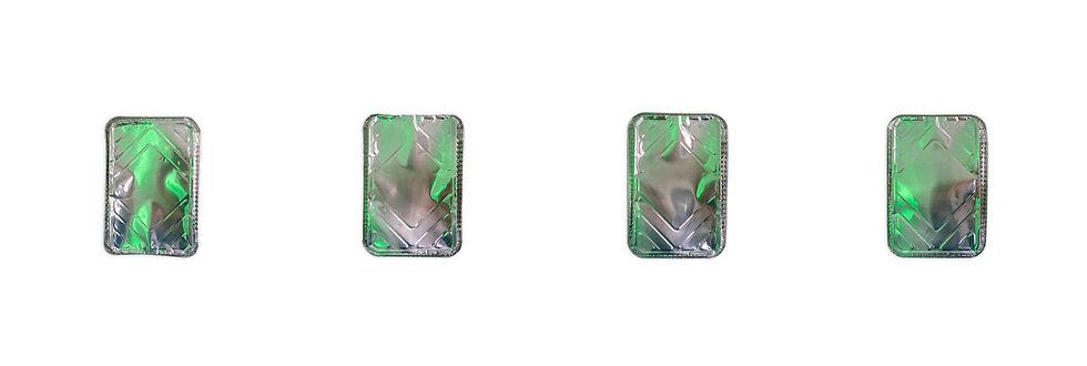Emerald Cuts by Khalil Berro