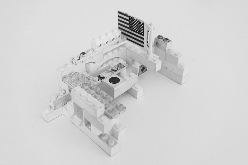 LEGO Studies by Khalil Berro