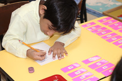 Letter Working