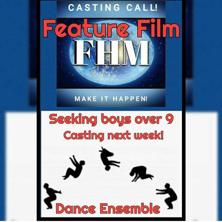 CASTING - FEATURE FILM