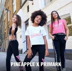 PINEAPPLE X PRIMARK