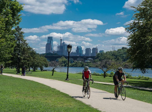 A Modest Proposal: How You Can Save the Planet by Riding a Bike