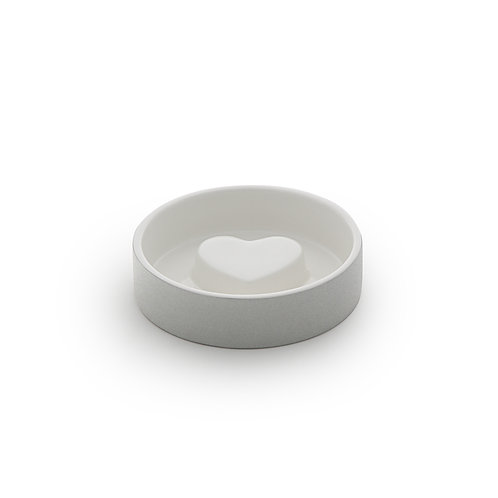 Magisso Cooling Slow Feed Bowl Grey - Small