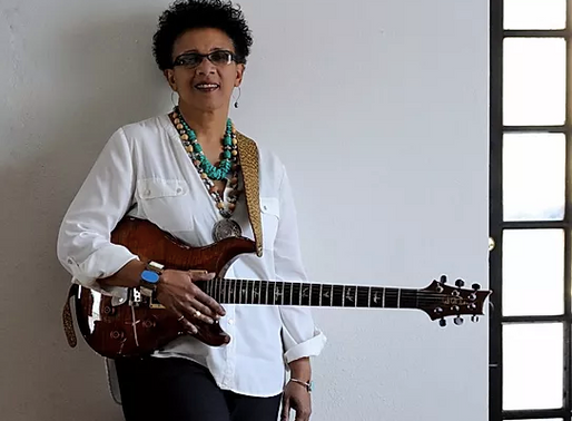 First Lady of Jazz Guitar Recalls her Philly Youth, the Folks who Helped, and Why She #VotesThatJawn
