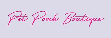 Pet Pooch Boutique - Initial Icon Logo.p
