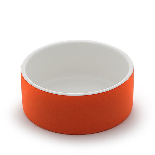 Magisso Cooling Water Bowl Orange - Large