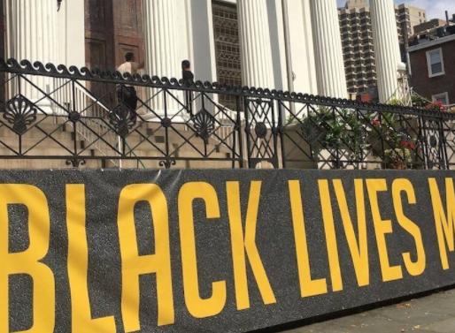 Let's Say Black Lives Mattered